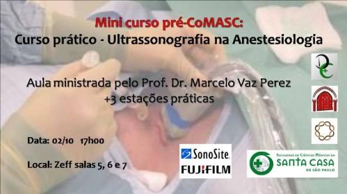 Cursos2017_minicurso_Ultrassonografia na Anestesiologia